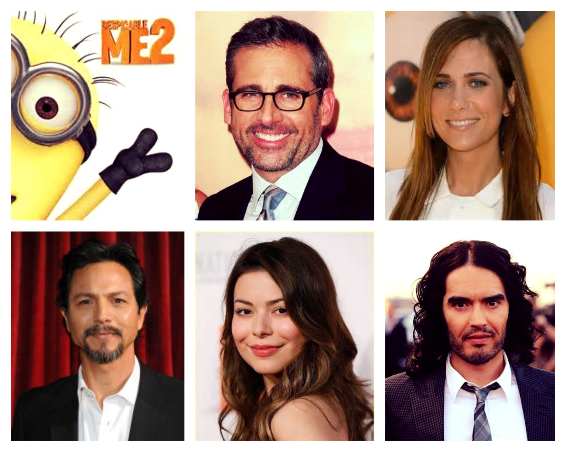 Elenco Despicable Me 2