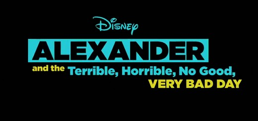 Alexander and the Terrible, Horrible Poster