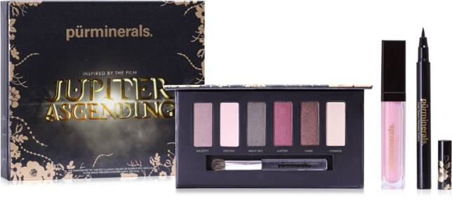 pure minerals makeup