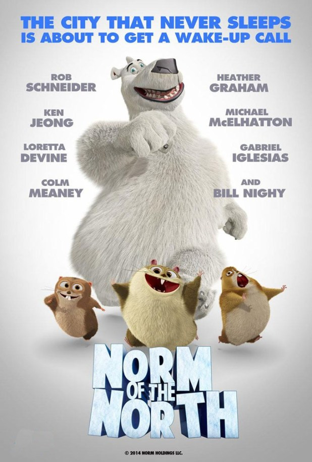norm-of-the-north poster