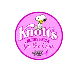 logo cura cancer seno Knotts